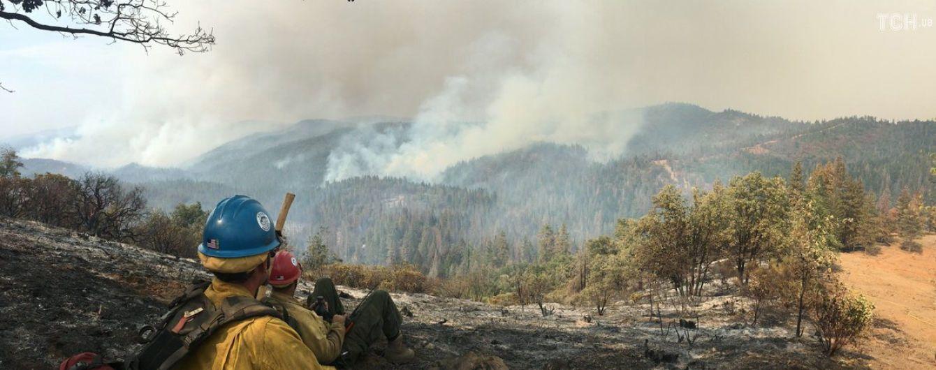 Это место сгорит: в США полиция арестовала подозреваемого в поджоге лесов в Калифорнии