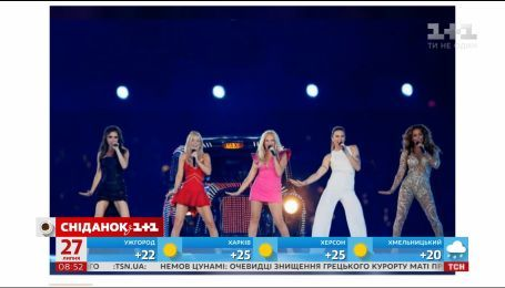 Мелані Браун заявила, що гурт Spice Girls возз'єднається