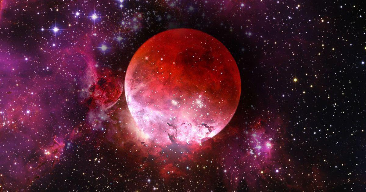 Что нам несетсамое длительное и зрелищное лунное затмение 21 века