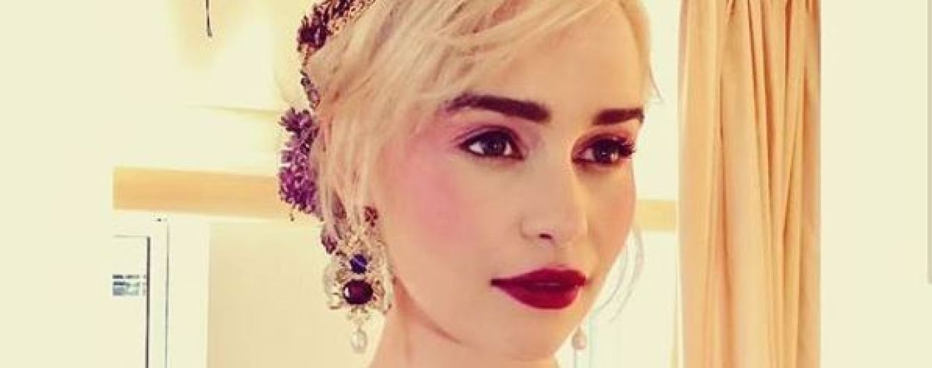"""Зірка """"Гри Престолів"""" Емілія Кларк про зустріч з принцем Вільямом: Я дуже перелякалась"""