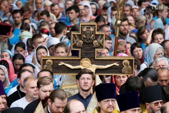 Представники УПЦ МП, які побували на зустрічі з Порошенком, заявили про шалений тиск