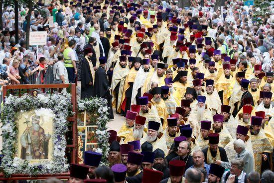 Московський патріархат підтвердив участь двох своїх митрополитів у Об'єднавчому соборі