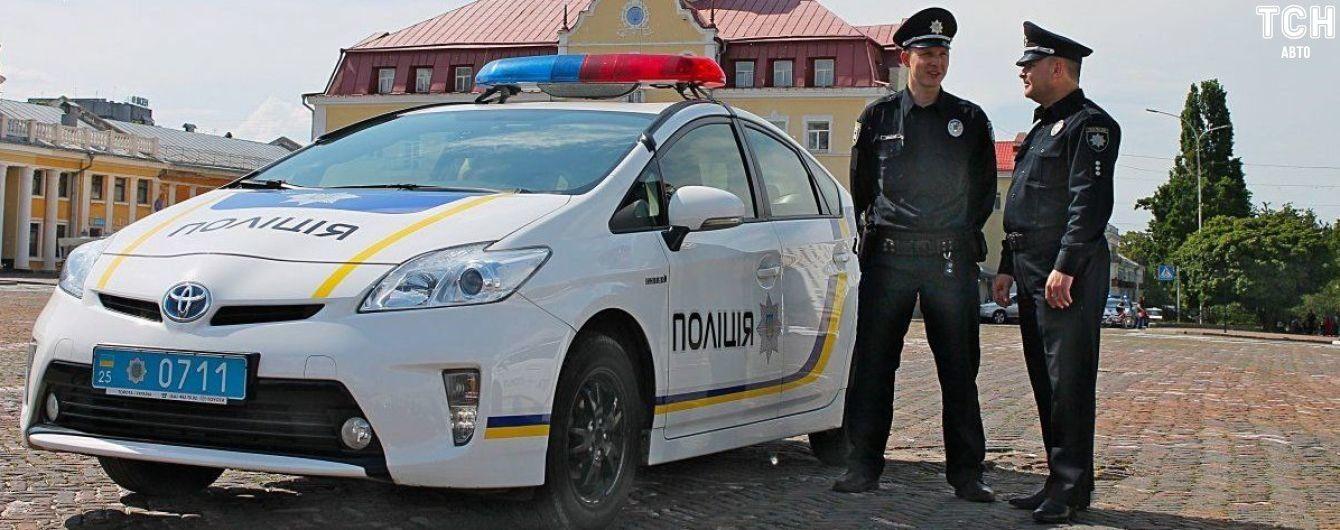 Патрульные задержали почти тысячу пьяных водителей за прошедшую неделю