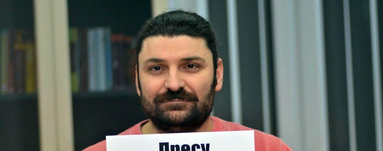Журналіст Ердогду попросив Київ не видавати його владі Туреччини