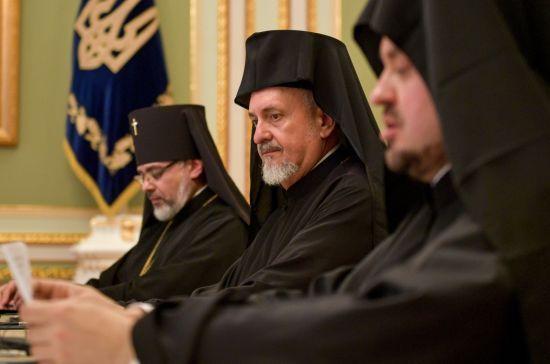 До Києва їде голова майбутнього об'єднавчого собору Помісної церкви – ЗМІ