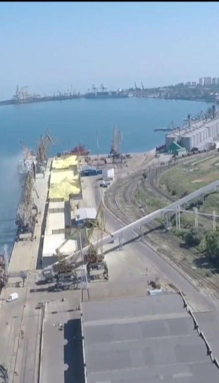 """Іноземний інвестор може звільнити більшу частину персоналу порту """"Чорноморськ"""""""