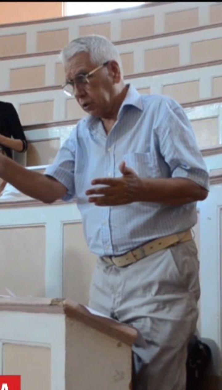 Ректор одеського медуніверситету намагається оскаржити своє звільнення з посади