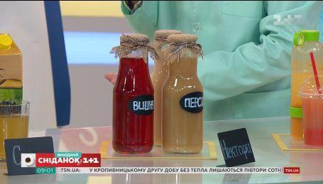 Як соки, нектари та фреші впливають на наш організм