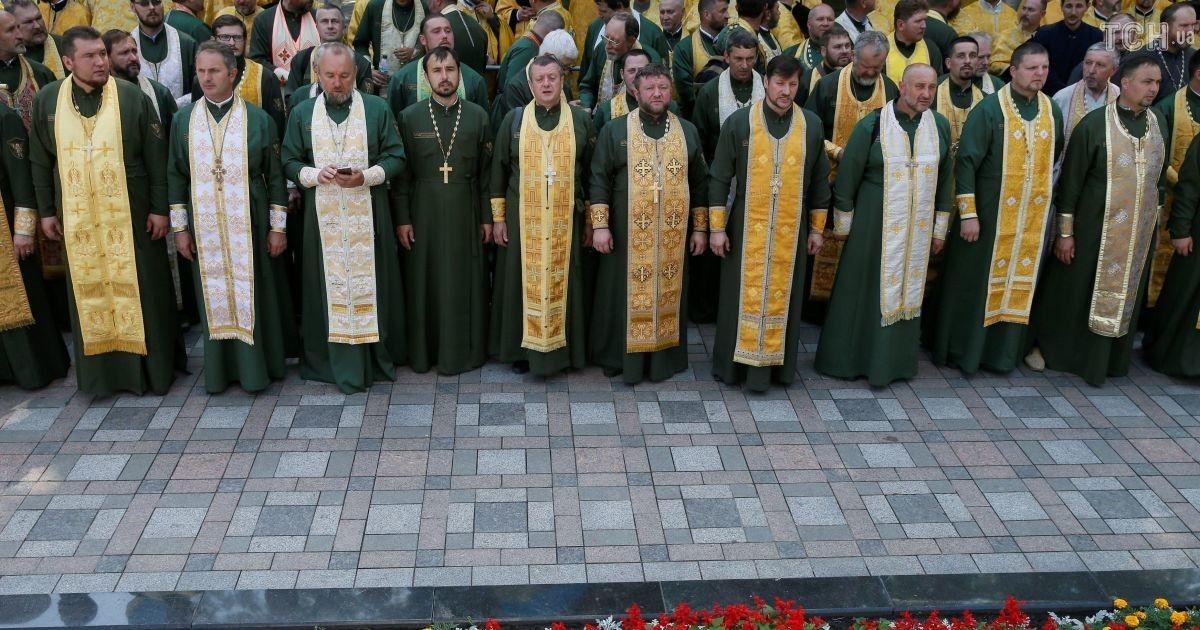 Хресний хід УПЦ КП у Києві