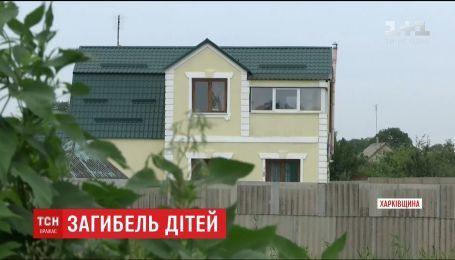 На Харьковщине двое детей утонули в искусственном пруду во дворе