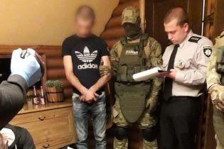Полиция задержала главаря и киллера одной из крупнейших наркобанд Украины