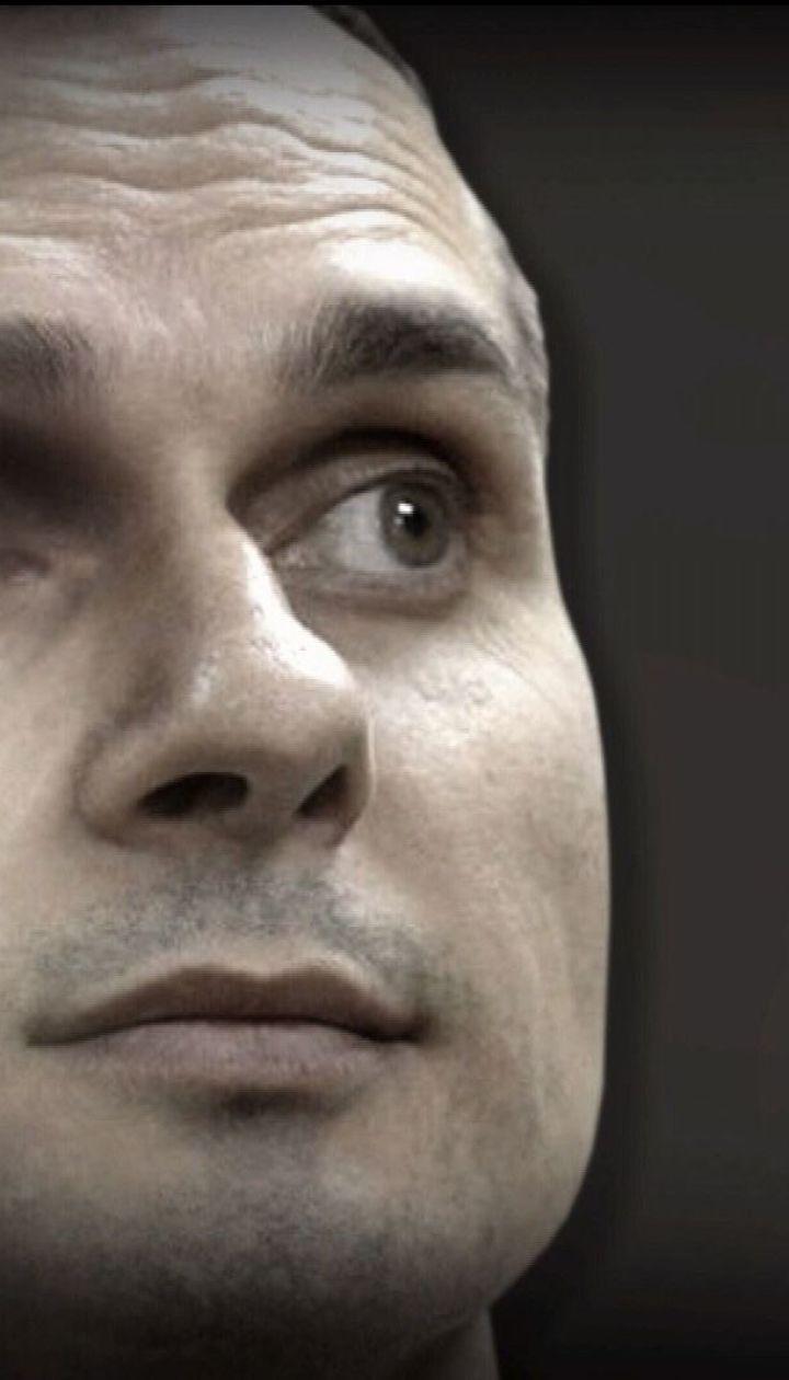Незаконно заключенный Олег Сенцов продолжает голодать 77-й день