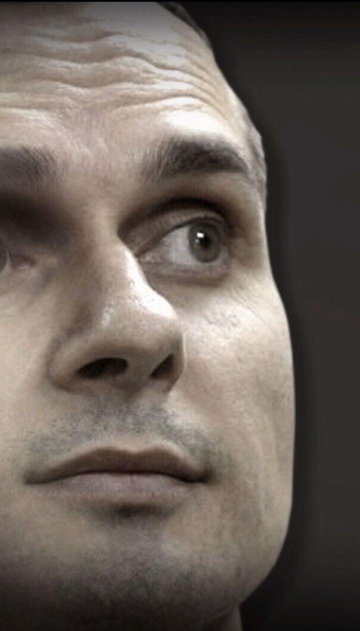 Незаконно ув'язнений Олег Сенцов продовжує голодувати 77-й день