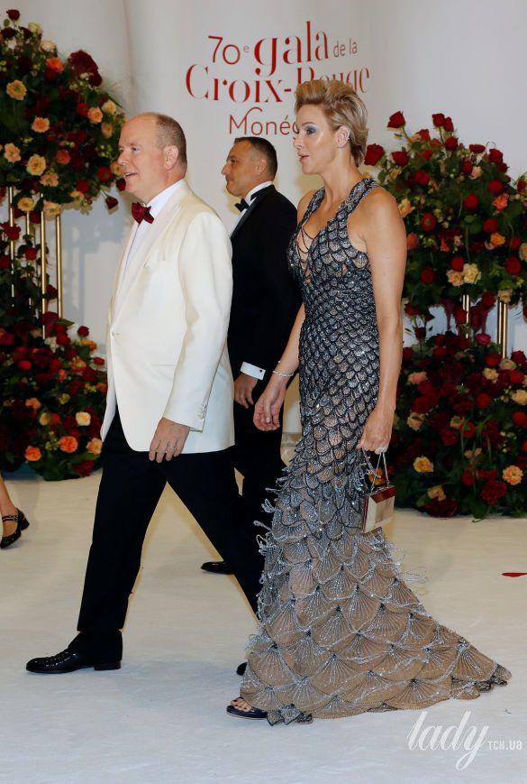 Княгиня Шарлин и князь Альбер II_8