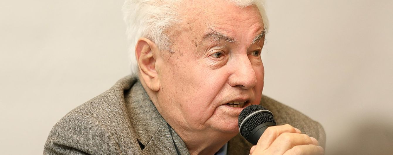 У РФ відбудеться прощання з письменником Володимиром Войновичем