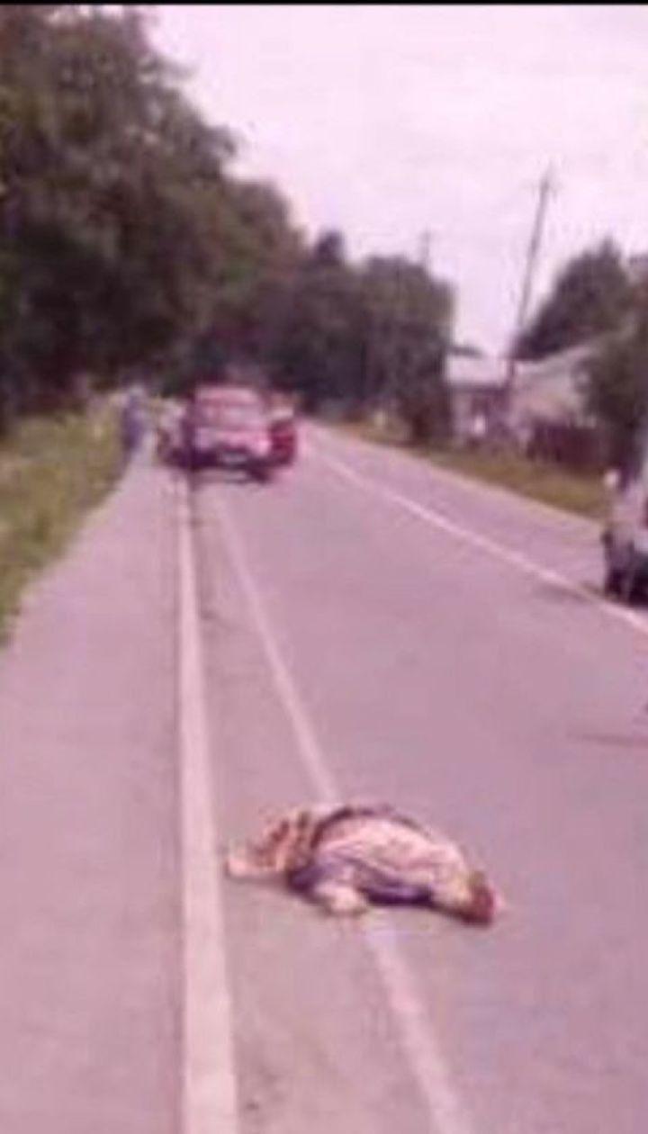 Депутату зі Львівщини, який на смерть збив велосипедистку, оголосили про підозру