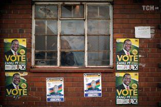Конец военного переворота: в Зимбабве начались всеобщие выборы