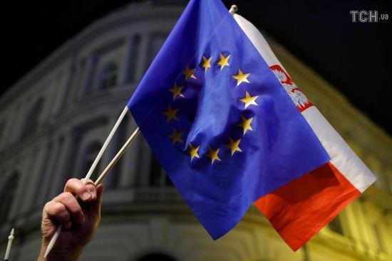 Єврокомісія подала в суд на Польщу через скандальну реформу Верховного суду