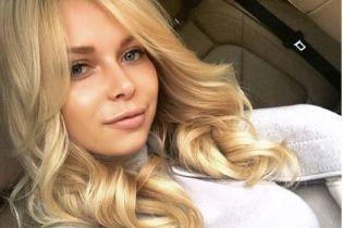Певица Юлия Думанская покрестила первенца