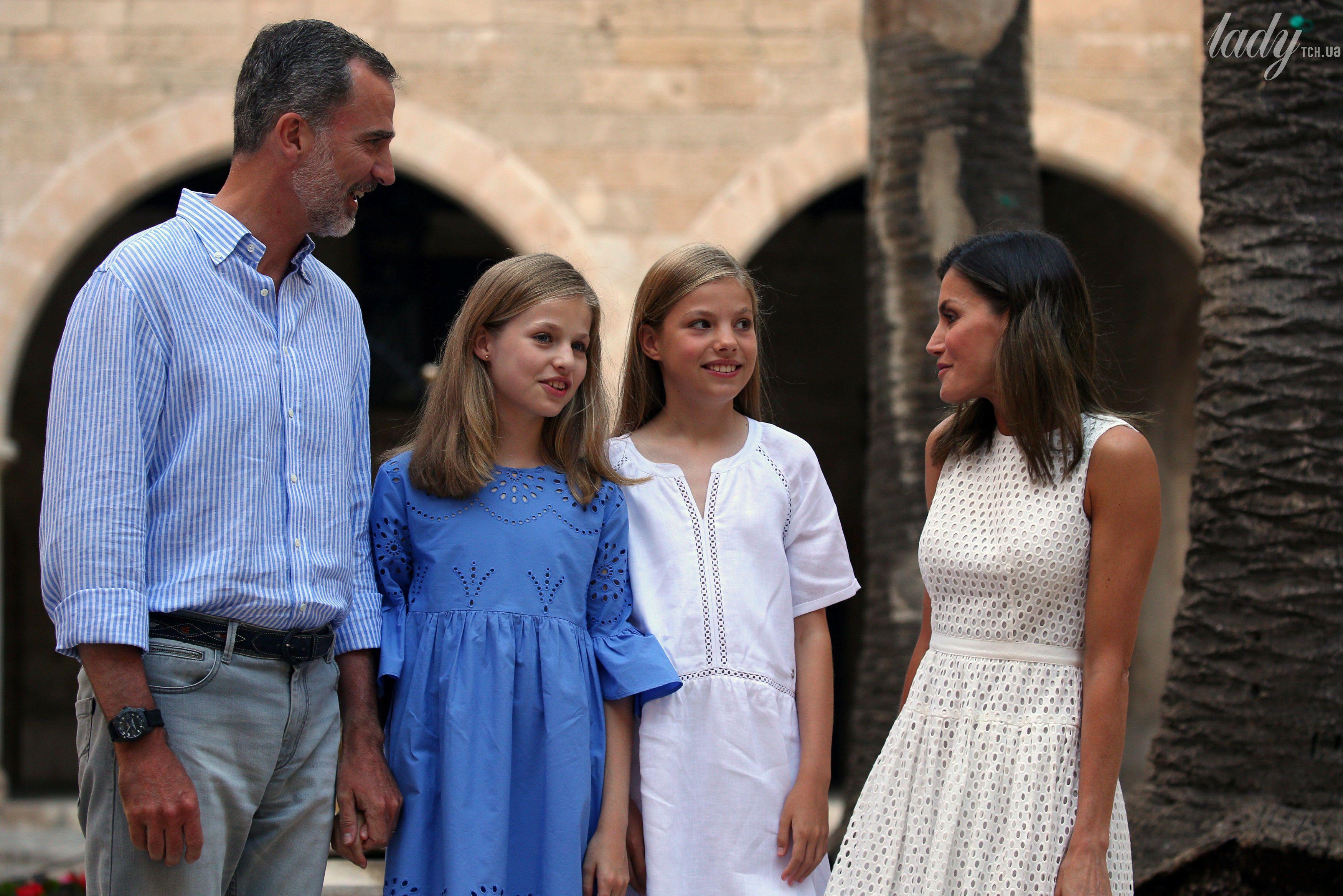 Испанская королевская семья_6