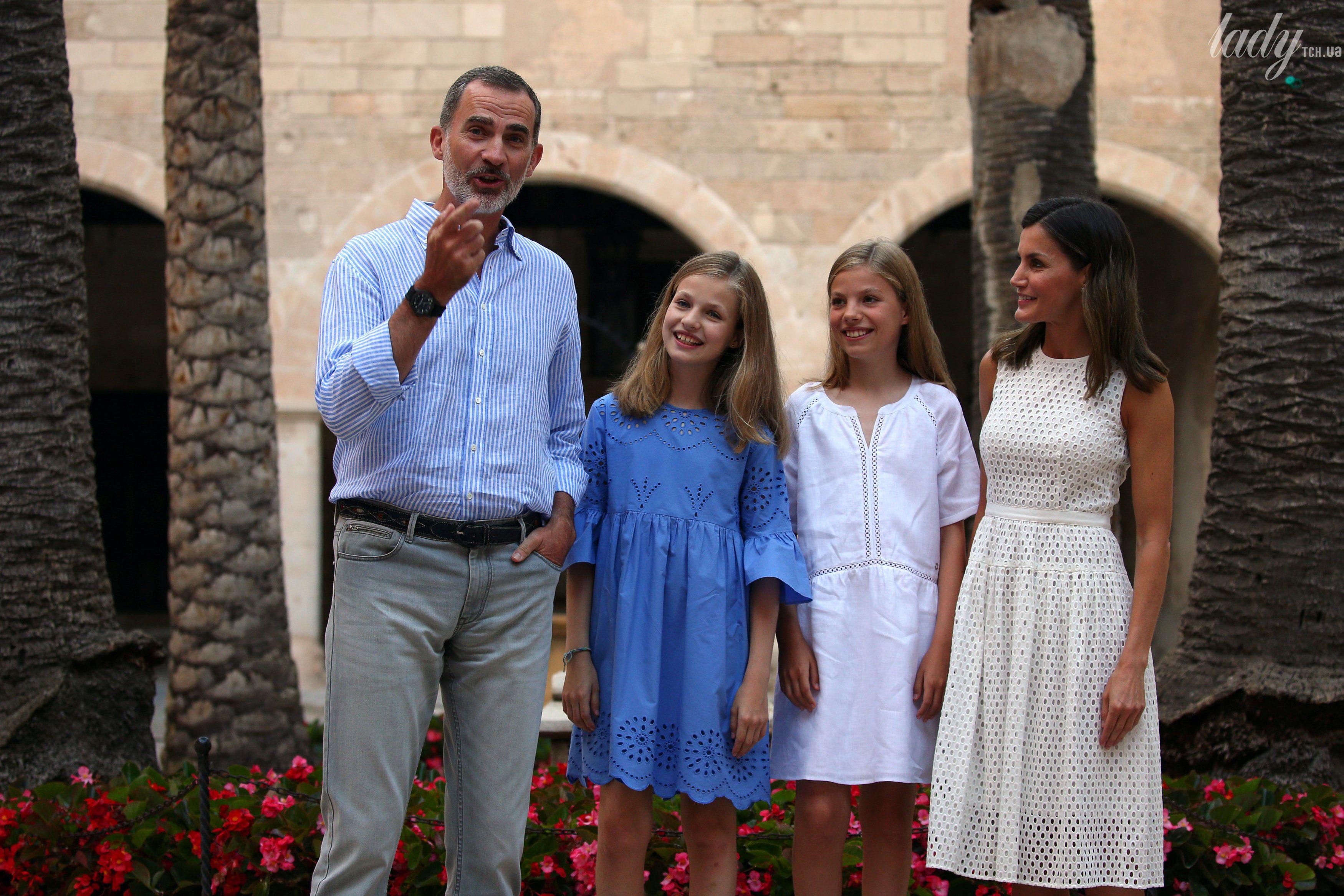 Испанская королевская семья_5