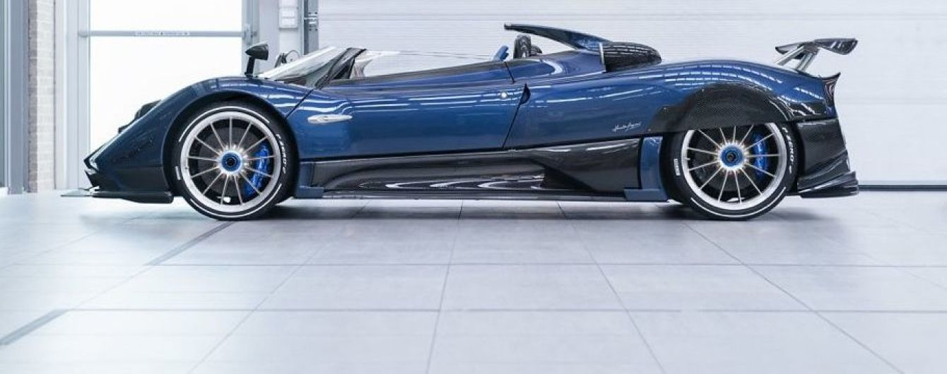 Pagani побил рекорд Rolls-Royce по стоимости автомобиля