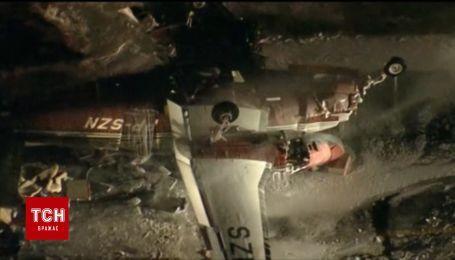 У Бразилії під час посадки розбився літак, пілот загинув