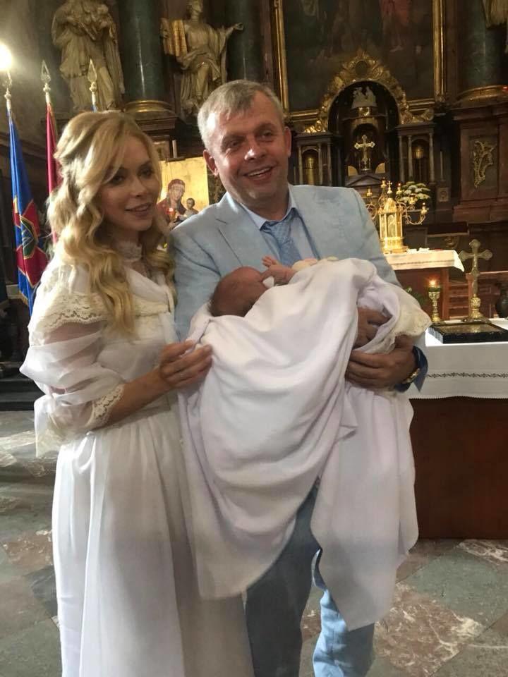 Хрестини доньки Юлії Думанської_3