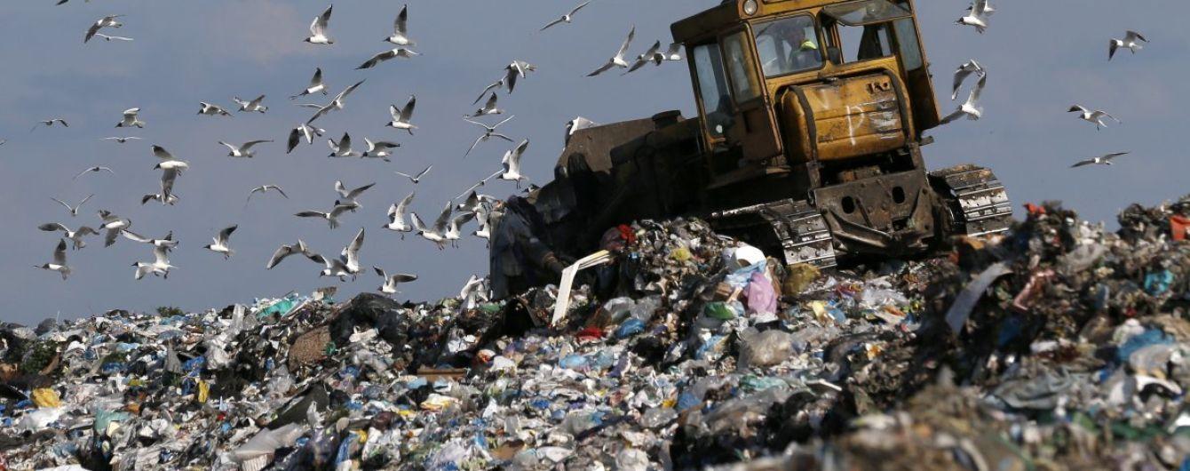Завод переробки сміття з'явиться в столиці через два роки - Кличко