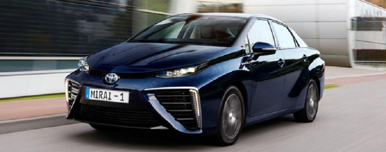 Toyota расширит массовое производство водородных двигателей