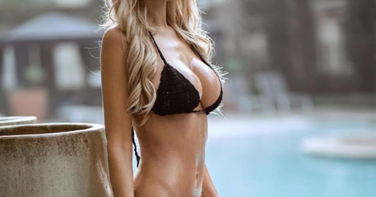 Американська модель з України Леанна Бартлет @ Leanna Bartlett