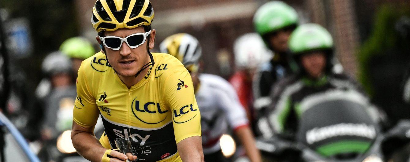 Британец Томас выиграл Тур де Франс-2018 и отметился историческим достижением