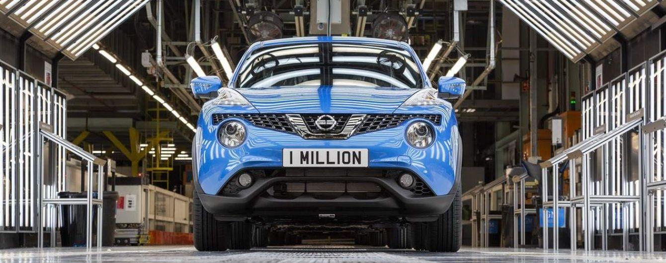 Nissan Juke покине американський ринок