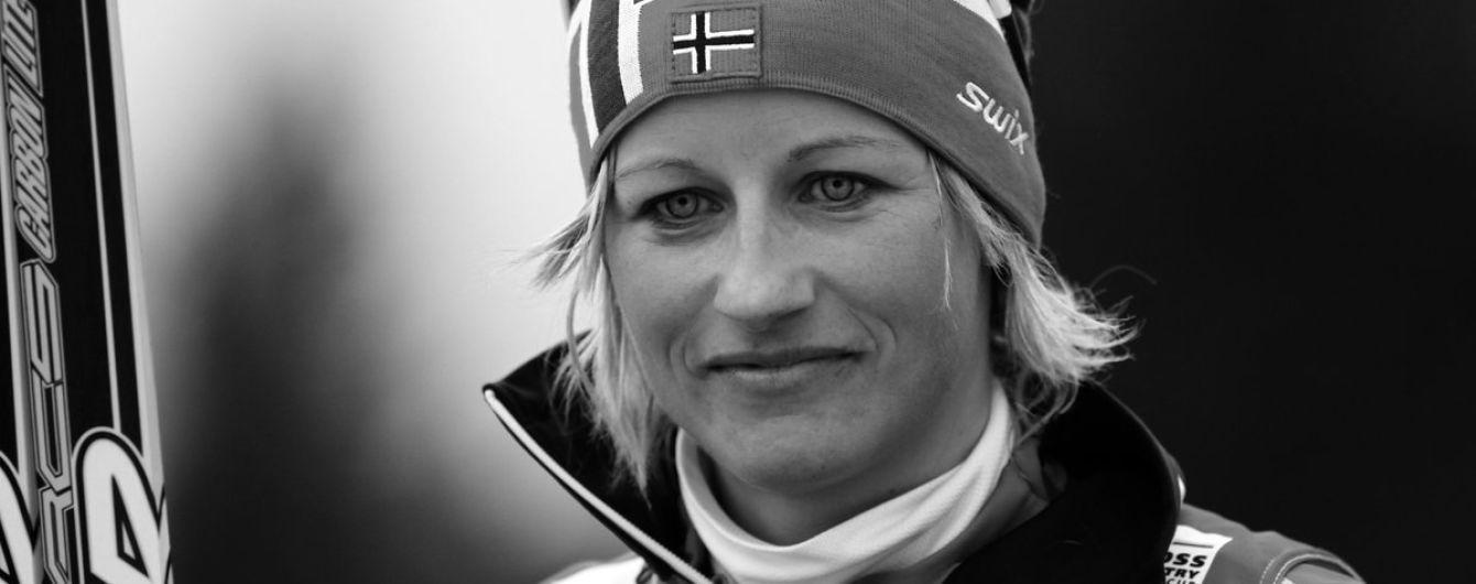 В Норвегии трагически погибла олимпийская чемпионка Ванкувера-2010