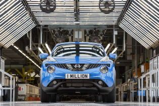 Nissan Juke покинет американский рынок