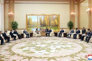 Индонезия пригласит Ким Чен Ына на Азиатские Игры