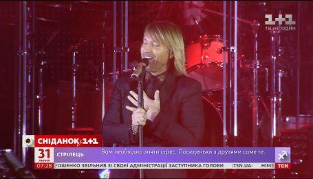 Олег Винник святкує день народження