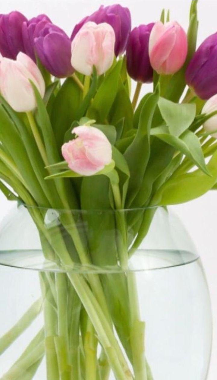 Як продовжити життя квітам у вазі