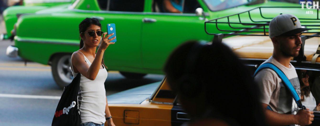 В Україні з'явився сервіс з визначення водіїв за номерними знаками автомобілів