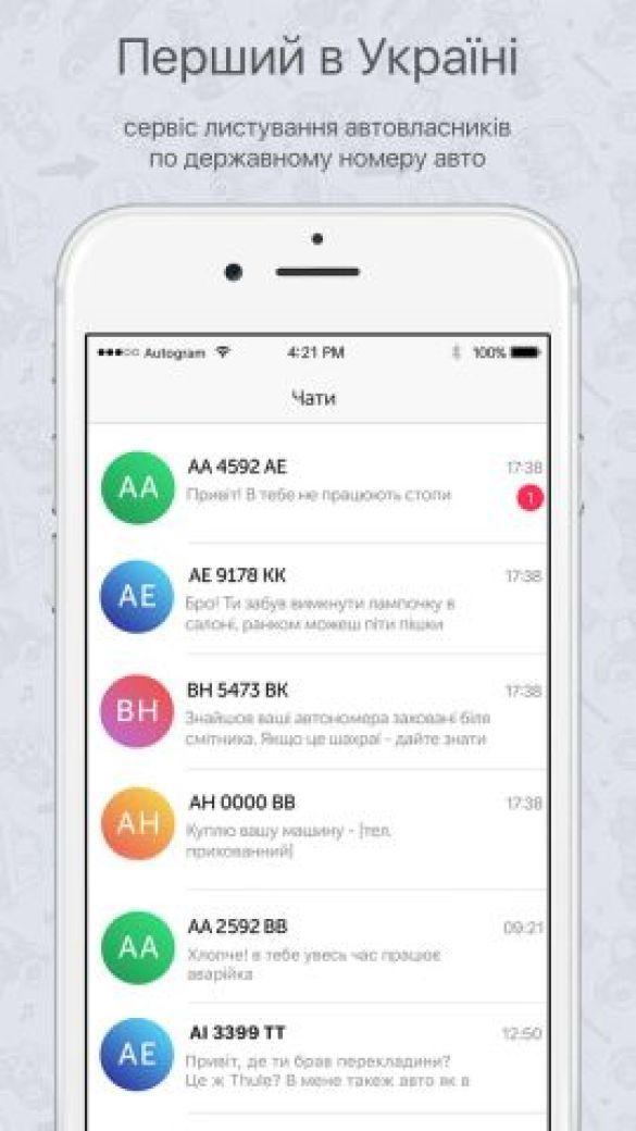 телефон, приложение