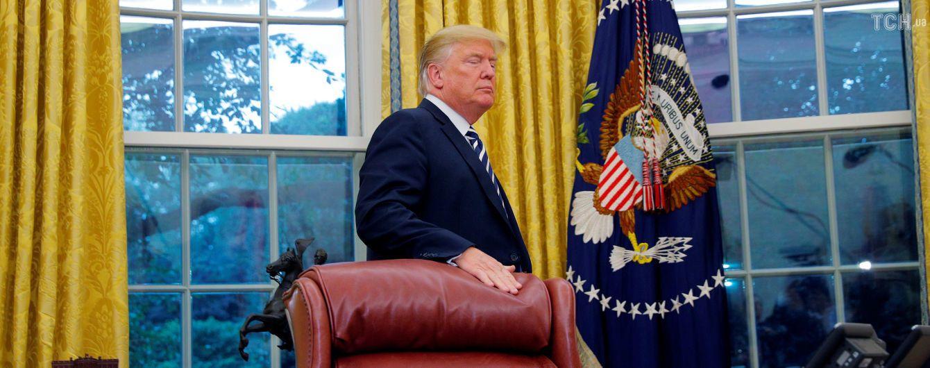 Юристи Трампа ніяк не пристануть на умови Мюллера щодо розмови з американським президентом