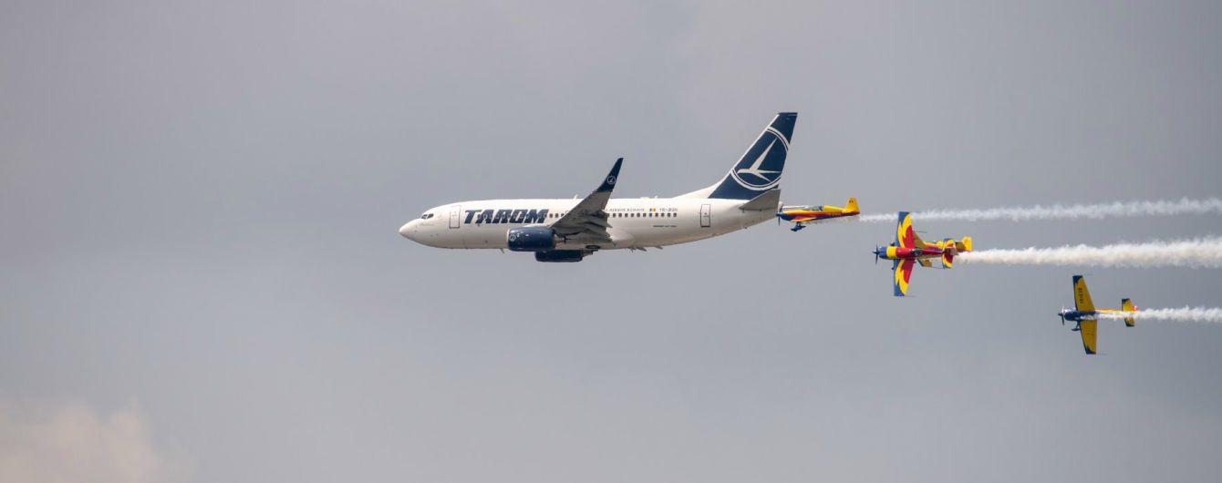Румыны запускают рейс из Одессы в Бухарест