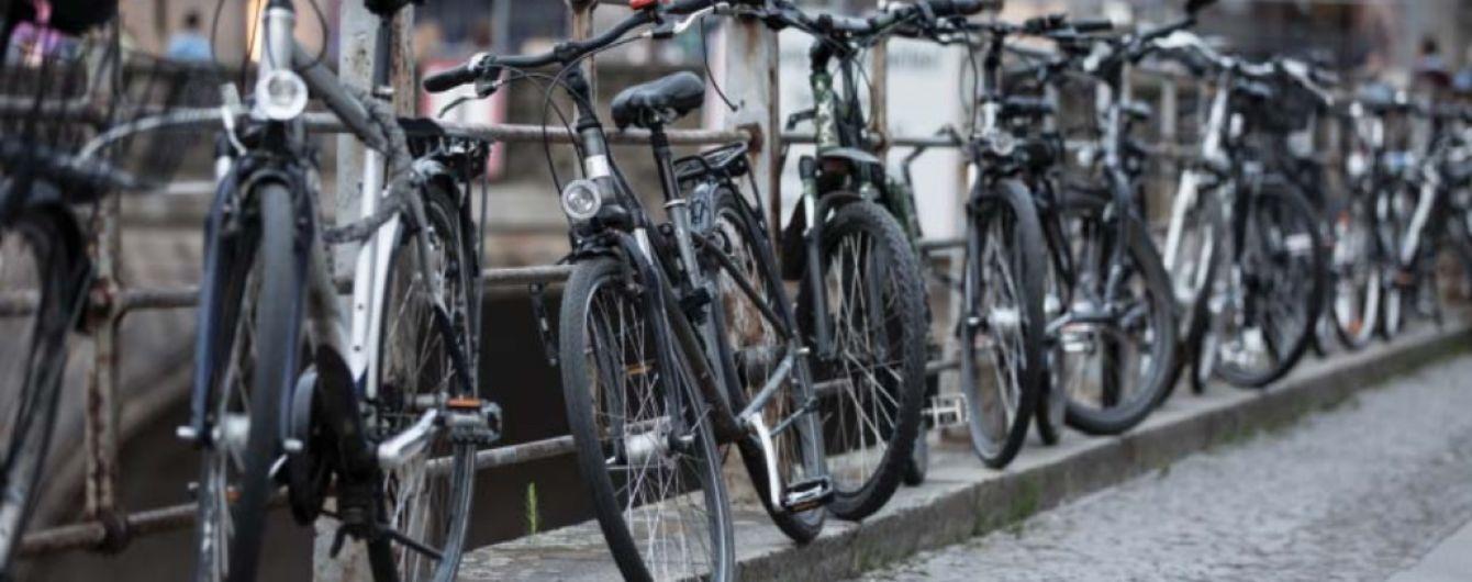 Київська адміністрація затвердила проект велосипедної інфраструктури