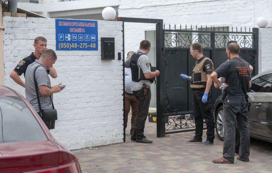 """Підозрювані у вбивстві """"Сармата"""" збираються оскаржувати арешт"""