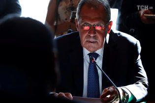 Лавров заявив, що РФ не дозволить провести навчання НАТО в Азовському морі