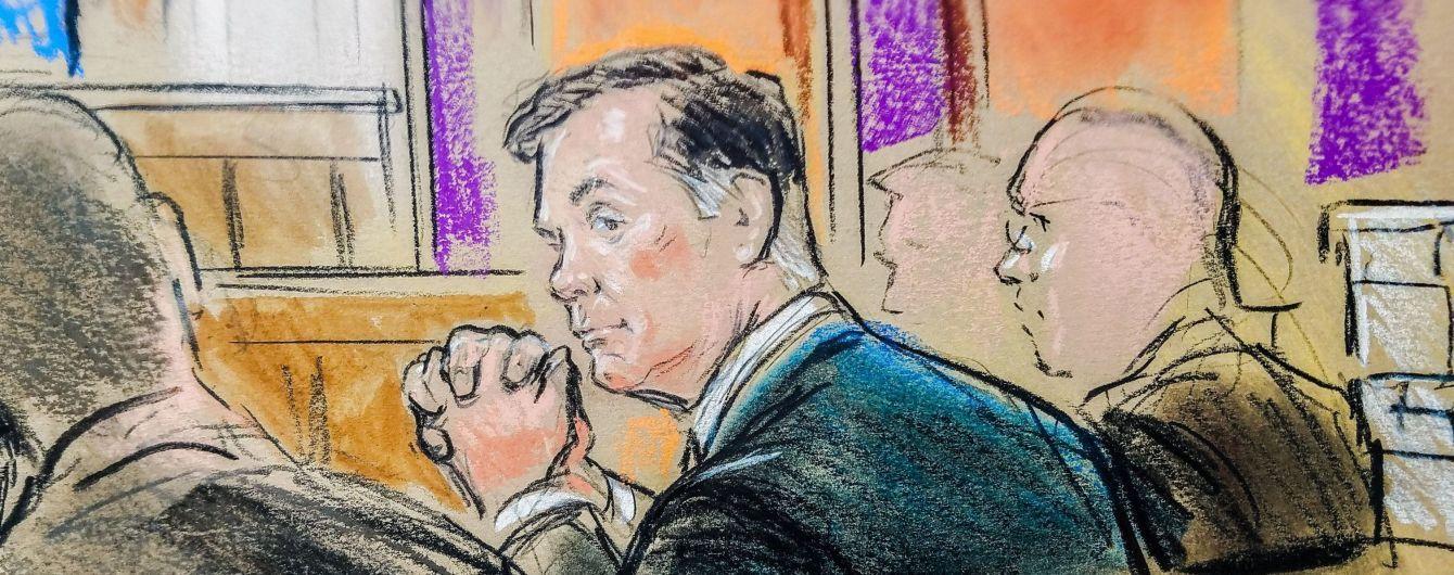 Напад з кислотою на херсонську активістку та розгляд справи Манафорта в американському суді. П'ять новин, які ви могли проспати
