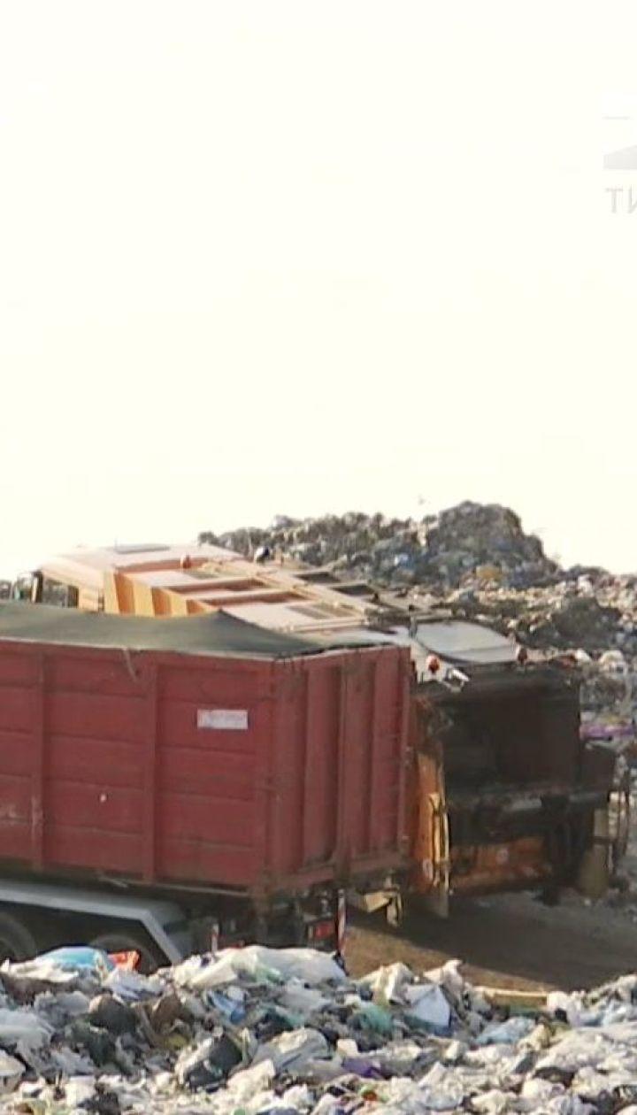 В Киеве планируют построить современный мусороперерабатывающий завод