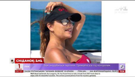 Єва Лонгорія поділилася першим фото у купальнику після пологів