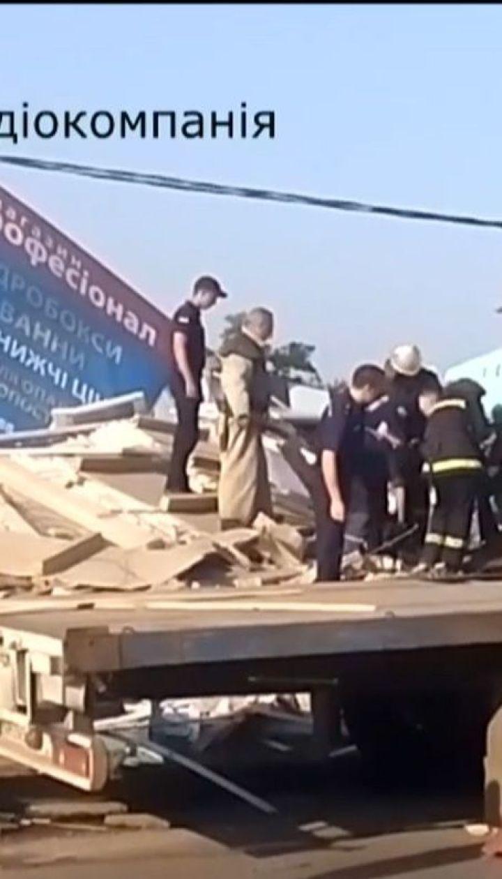 До сих пор в реанимации находится водитель грузовика, который сбил насмерть пешехода