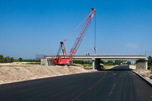 Кличко сообщил о результатах строительства Большой окружной дороги